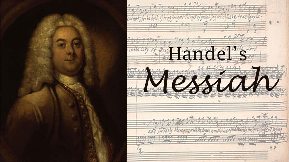 MESSIAH FROM HANDEL