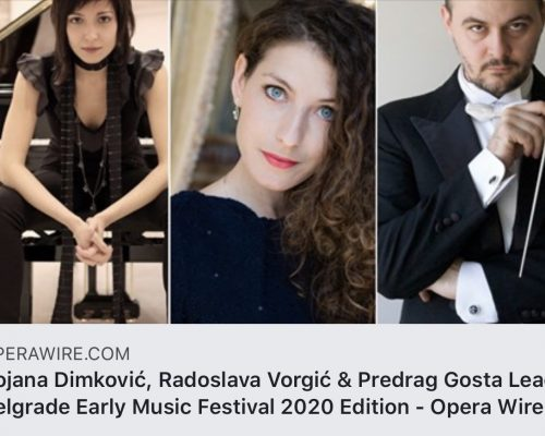 Belgrade Early Music Festival 2020